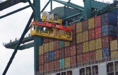 Pérdidas de contenedores en el mar