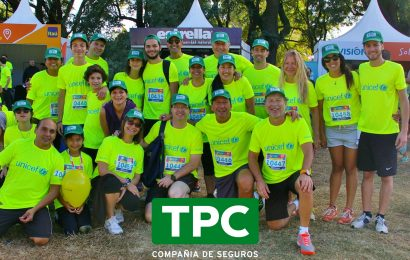 TPC en la Maratón de UNICEF 2018