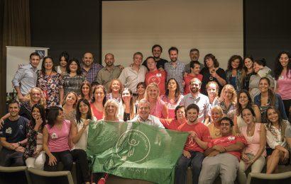 """""""Ponete en mi lugar"""", jornada a favor de la diversidad realizada por La Caja"""