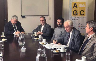 La Agencia Gubernamental de Control y la AACS firman un importante convenio bilateral