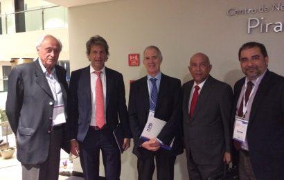 La AACS, presente en el Consejo de Presidencia de FIDES y en la XX Conferencia sobre Regulación y Supervisión de Seguros en América Latina