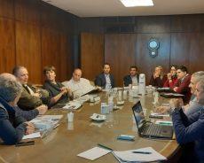 La AACS recibió a funcionarios de la Agencia Gubernamental de Control de la Ciudad de Buenos Aires