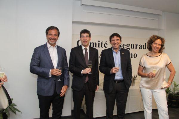 Cierre del año del Comité Asegurador Argentino