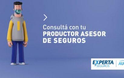 Experta Seguros presenta nuevo seguro de autos con una campaña 360°
