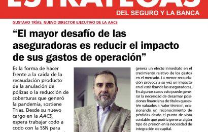 """Gustavo Trías:  """"El desafío de reducir el impacto de sus gastos de operación"""""""