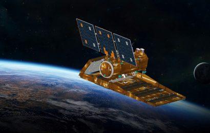 Nación Seguros dio cobertura al satélite SAOCOM 1B