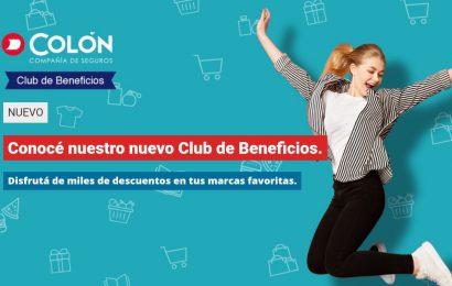 Colón lanza su Club de Beneficios