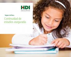 "Seguro de Vida para ""Instituciones escolares – Beca"