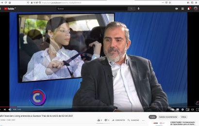 Entrevista a Gustavo Trías, director ejecutivo de la AACS